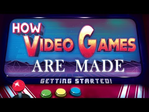 How Video Games Are Made Step By Step-Video game production pipeline-Game Dev Republic
