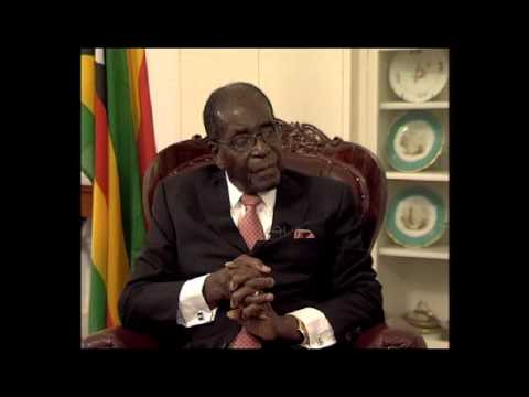 President Mugabe's interview on the eve of his 90th birthday part 4
