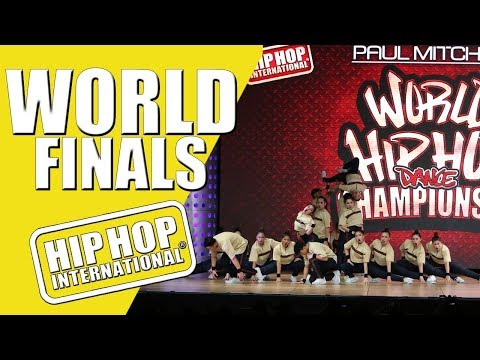 The Alliance - Philippines (Megacrew Division) @ #HHI2017 World Finals