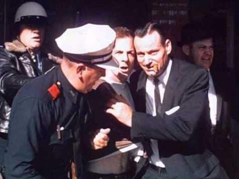 CIA and the false arrest of Lee Harvey Oswald.