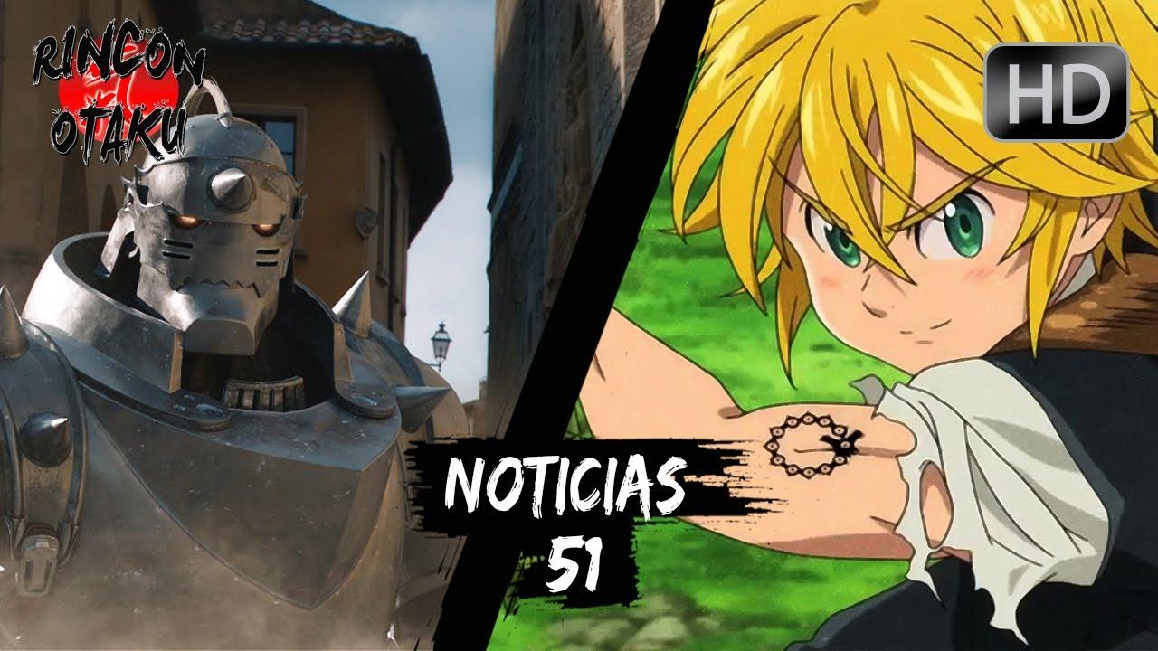 Nanatsu No Taizai Temporada 2 Fecha Confirmada Fma