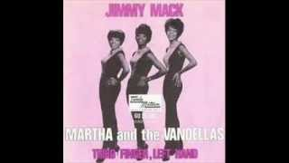 MARTHA REEVES & THE VANDELLAS - JIMMY MACK - THIRD FINGER LEFT HAND
