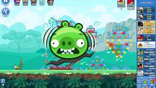 Angry Birds Friends tournament, week 303/3, level 6