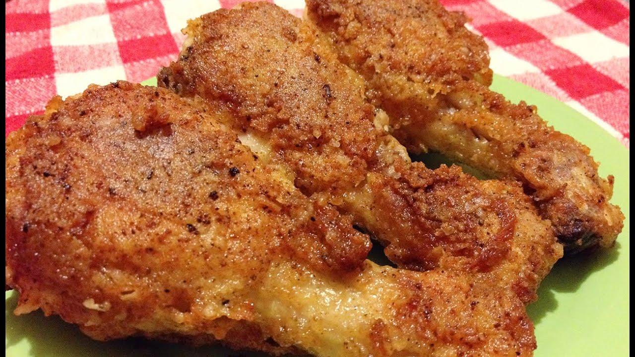 хрустящая панировка для курицы как в kfc рецепт