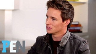 Eddie Redmayne On Baby Iris — And The Magic He's Looking Forward To | PEN | Entertainment Weekly