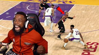 Win or Go Home! I Caught Lillard's Ankles! NBA 2K20 MyCareer Playoff Game 7! MyCareer Ep 35