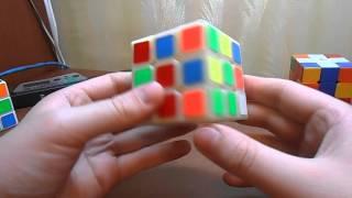 Как собрать кубик Рубика-самый подробный видеоурок для чайников. Часть 3