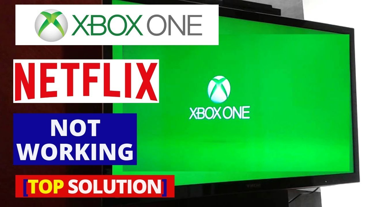 How to Fix Netflix App Not Working on Xbox One || Netflix stopped working  on Xbox one