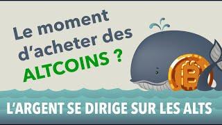 [ANALYSE CRYPTO] Bitcoin & Altcoins : XRP PUMP = BULL RUN SUR LES ALTS ? ET SI BITCOIN CASSAIT 20k ?