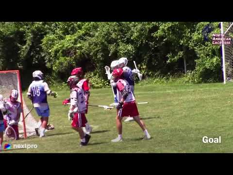 Blake Borges 2018 Summer Lacrosse Highlights Class Of 2021