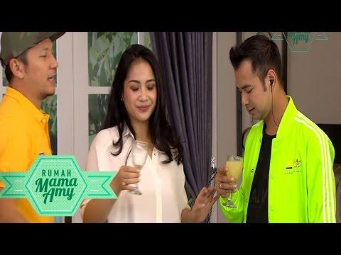 Ini Bukti Cinta Raffi Ahmad Untuk Nagita Slavina - Rumah Mama Amy (18/4)