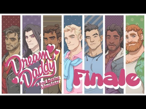 TONGUE PUNCHING   Dream Daddy Finale
