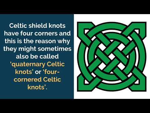 Celtic Shield Knot, Its Meaning and Symbolism