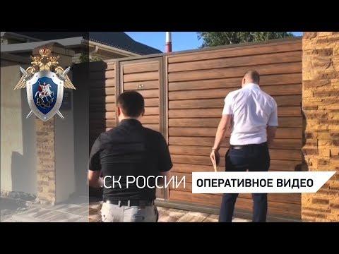 Обыск у экс-председателя правительства Астраханской области