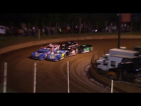Winder Barrow Speedway Limited Late Model Race 4/16/16