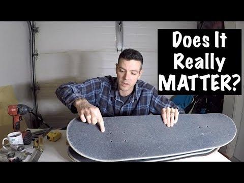 Skateboard Wheelbase Explained (Decks)