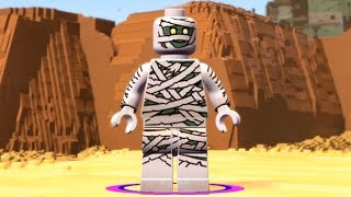The LEGO Movie 2 Videogame - Mummy - Open World Free Roam Gameplay (PC HD) [1080p60FPS]