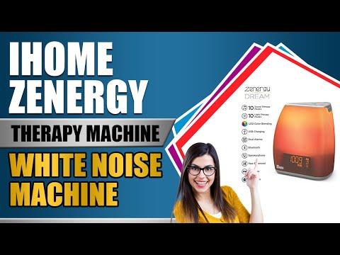 ihome-zenergy-bedside-sleep-therapy-machine-sleep-better,-easier-&-longer,-zen-light-&-sound-therapy