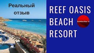 Отель Reef Oasis Beach Resort (Шарм-эль-Шейх, ЕГИПЕТ) | Реальный отзыв с Еленой Цыганок