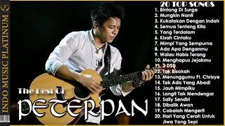 Peterpan - (TOP - 20) Pilihan Lagu Terbaik Versi Penonton