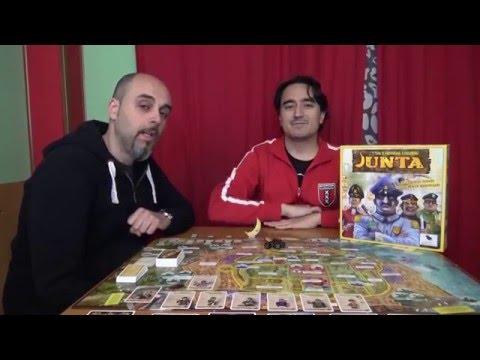 Junta: Cómo se juega