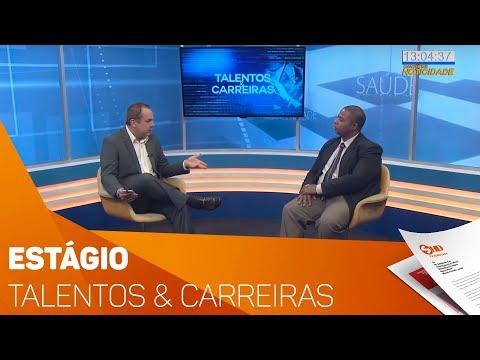 Talentos & Carreiras: Estágio - TV SOROCABA/SBT