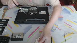 Disassembly HP Pavilion DV6500 KD959EA