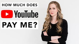 How much does YouTube PAY ME with 300,000 subscribers??? YouTube Income Report