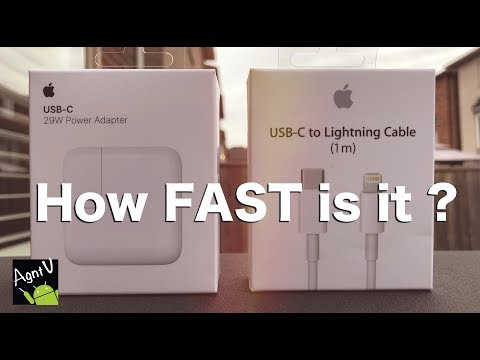 Apple iPhone X FAST CHARGING - How FAST is it?
