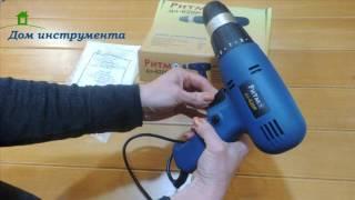 Шуруповерт сетевой Ритм ДЭ-620Р.Видеообзор.