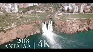 Antalya   Turkey Waterfalls 2018 4k