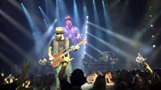 Zac Brown Band - Clay and Coy guitar duel into Metallica Enter Sandman