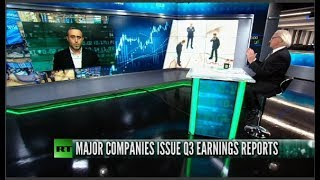 Market Woes: Earning Reports And Dow Jones Sinks!