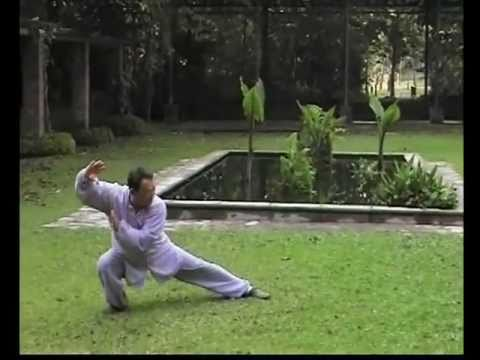 Master Ngiam: Bagua Taiji Quan (Passed down by Ma Yong Sheng)  八卦太极拳(马永胜传)