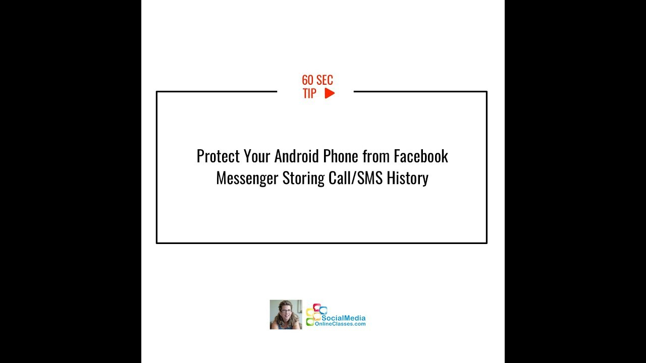 Android Phone Facebook Messenger App Permissions