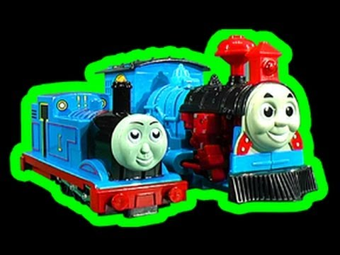 Thomas Tank Dark Side Knock Off Toys Ep2 Transformer Horror Train