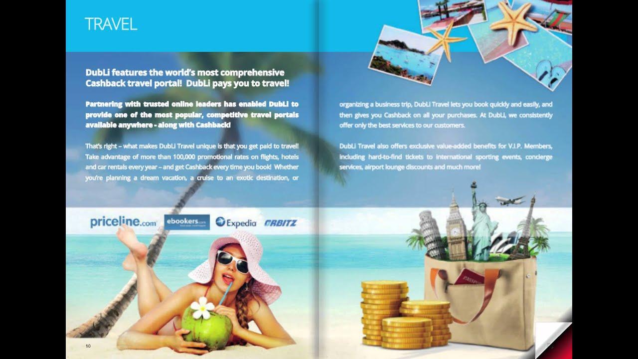 pamphlet video shop online cash back work from home make money ...