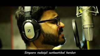 Premam Malare Tamil Cover (Poovil oru thuliyil) | Muthuvel Sridhar | Sachin | HD - 1080p