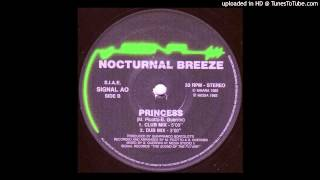 Nocturnal Breeze -- Princess (Club Mix)