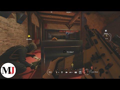 Teamwork Makes The Dream Work - Rainbow Six Siege