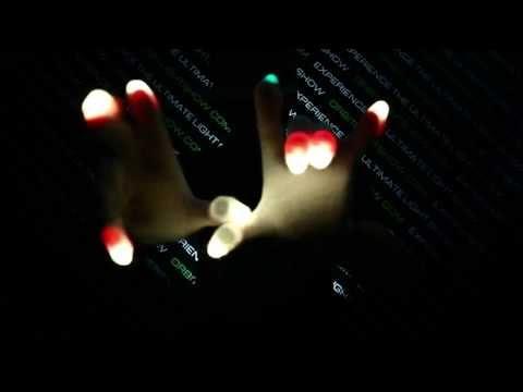 SEL Heartbreaker ArcLite SKY P3 Glove Set OrbitLight.com