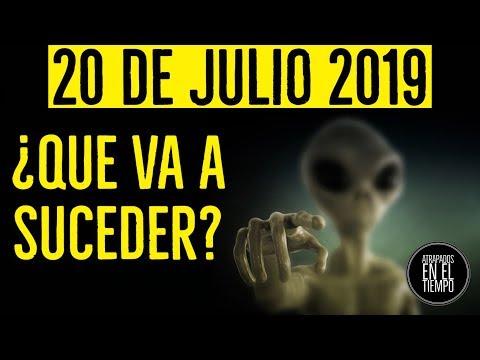 20 DE JULIO 2019 ¿QUE VA A SUCEDER?