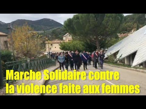 sem48 27nov   Marche Solidaire contre la violence faite aux femmes