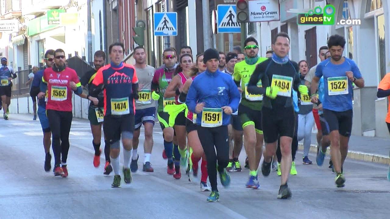 La Carrera Renault del Aljarafe dio su salto definitivo de calidad incorporando la Media Maratón