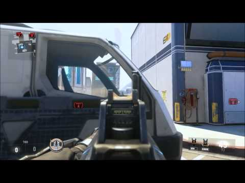 Advanced Warfare: MLG Sights and Strats - Solar S&D