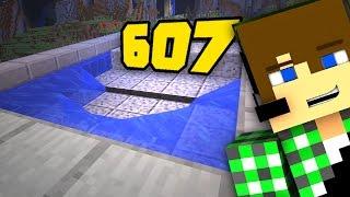Minecraft ITA - #607 - LA PISCINA AUTOMATICA