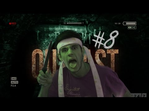 VE SIÇIŞ..! - Outlast Gameplay...