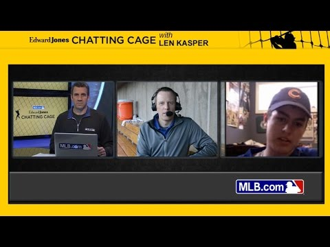 Chatting Cage: Kasper answers fans