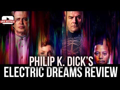 ELECTRIC DREAMS Season 1 Review - The New Black Mirror? (no)