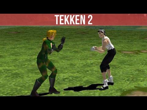 tekken-2-gameplay---retroarch-1.7.7---beetle-psx-hw-(pgxp)-|-ps1-emulator